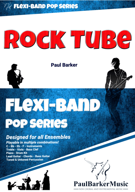 Rock Tube Flexi Band Score Parts