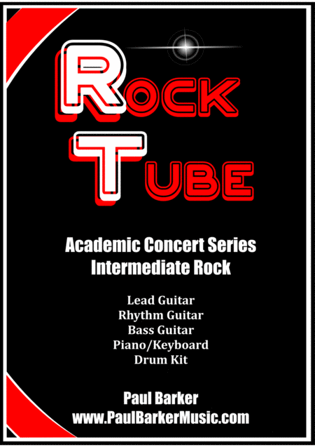 Rock Tube Rock Band Edition Score Parts