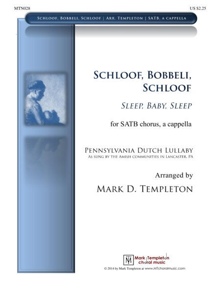 Schloof Bobbeli Schloof Sleep Baby Sleep