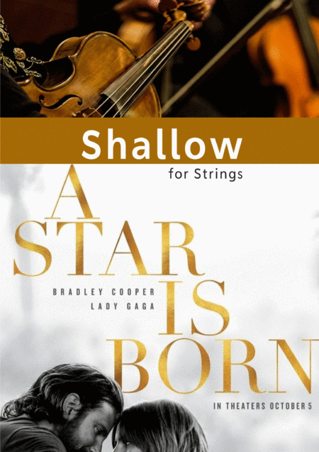Shallow For Strings I Violin Ii Violin Viola And Cello