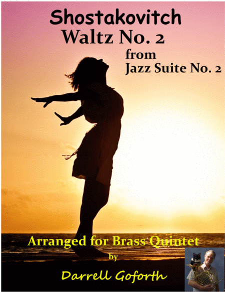 Shostakovich Waltz No 2 From Suite For Jazz Orchestra For Brass Quintet