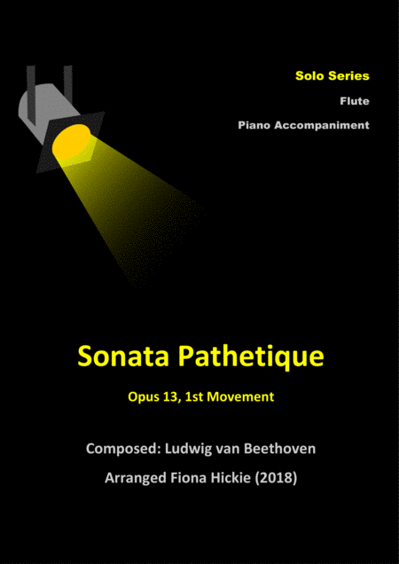 Sonata Pathetique Opus 13 1st Movement