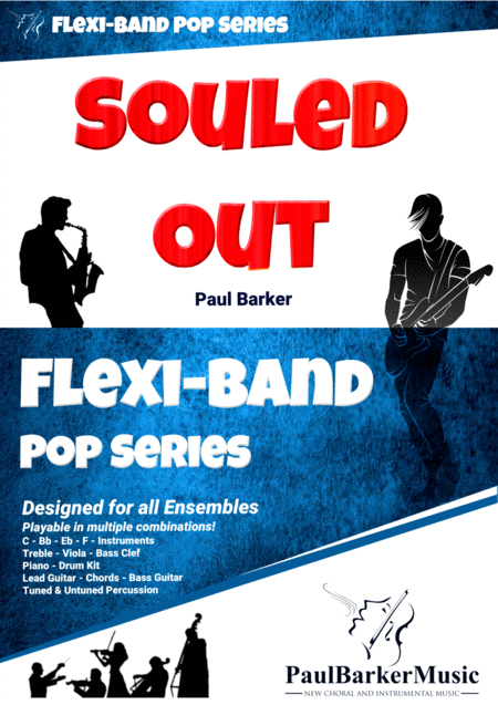 Souled Out Flexi Band Score Parts