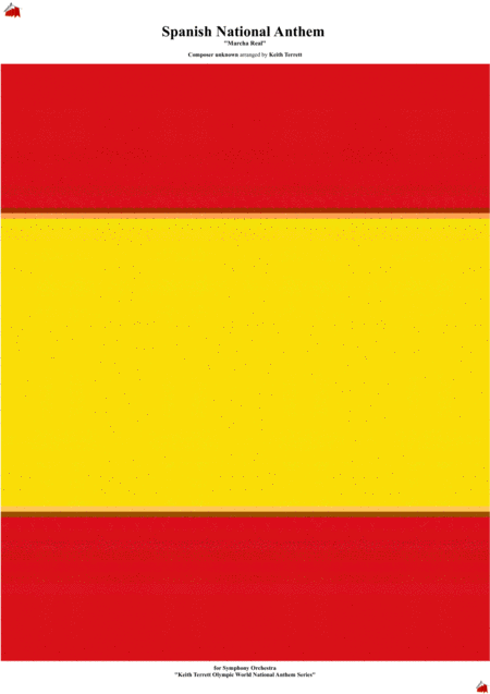 Spanish National Anthem For Symphony Orchestra Olympic Series