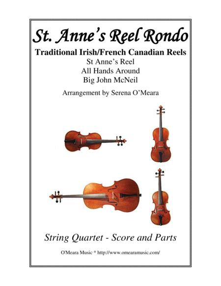 St Annes Reel Rondo For String Quartet
