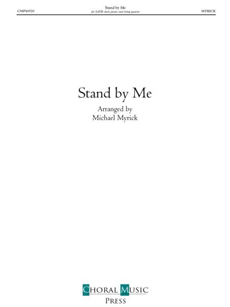 Stand By Me Full Score And String Quartet Parts