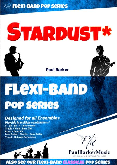 Stardust Flexi Band Score Parts