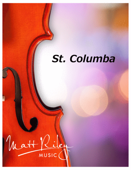 St Columba Orchestral Score Parts