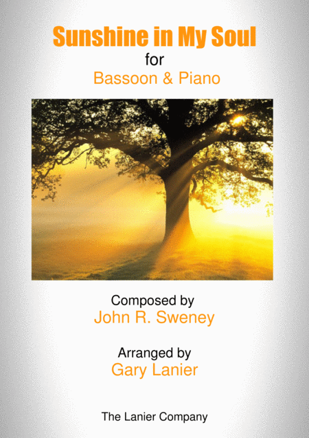 Sunshine In My Soul Bassoon And Piano With Bassoon Part