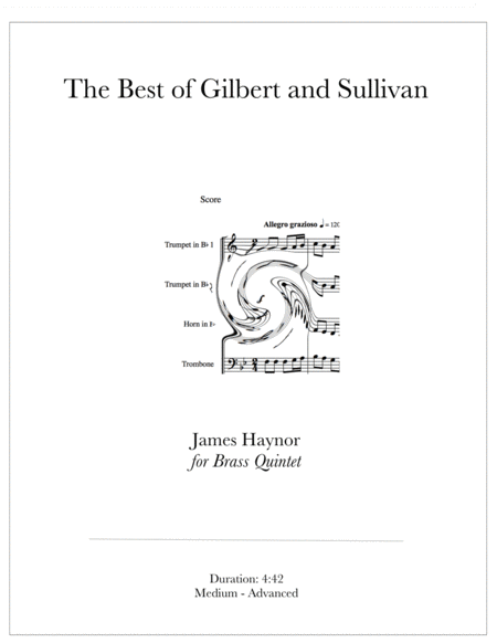 The Best Of Gilbert And Sullivan