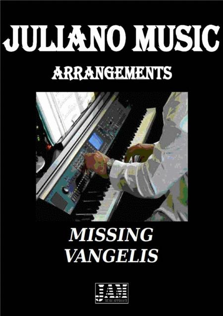 Theme From Missing Vangelis Easy Piano Arrangement