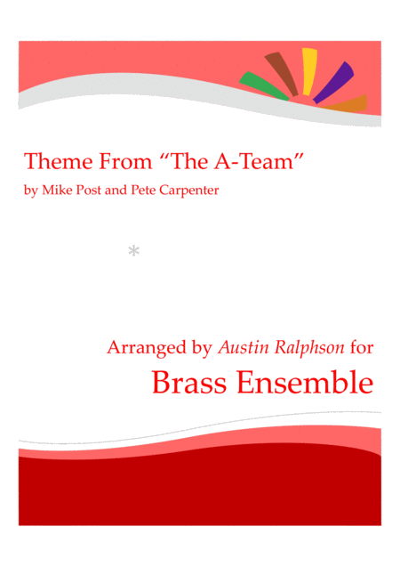 Theme From The A Team Brass Ensemble