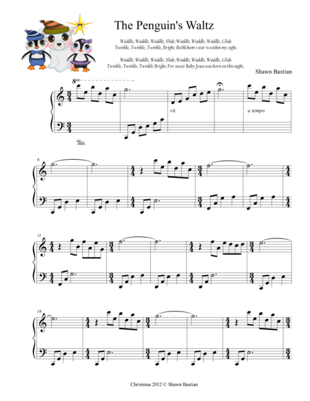 The Penguins Waltz