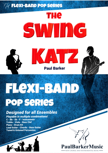 The Swing Katz Flexi Band Score And Parts