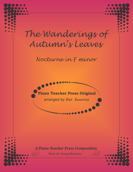 The Wanderings Of Autumns Leaves