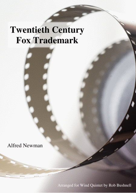 Twentieth Century Fox Trademark Newman Wind Quintet With Optional Percussion