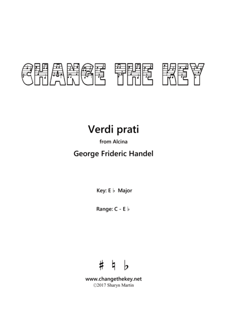 Verdi Prati Eb Major