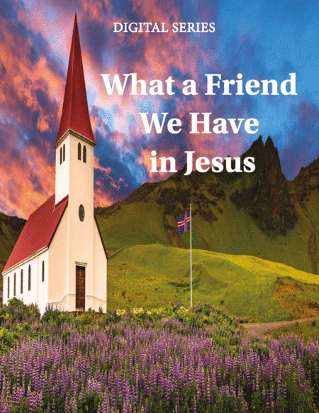 What A Friend We Have In Jesus For Wind Quartet Mixed Quartet Double Reed Quartet Or Clarinet Quartet Music For Four