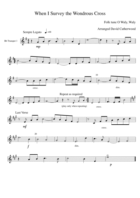 depth of mercy irish traditional tune the lark in the clear air arranged  for satb choir and piano by david catherwood free music sheet -  musicsheets.org  music sheet library for all instruments