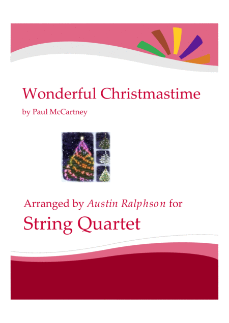 Wonderful Christmastime String Quartet